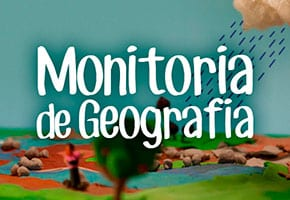Monitoria: Potências Emergentes e Cartografia