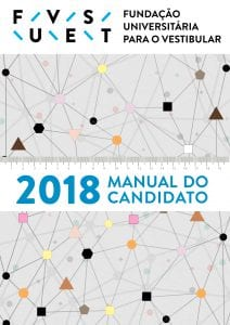 Fuvest divulga o Manual do Candidato 2018